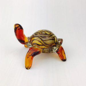 Irish Glass Tortoise