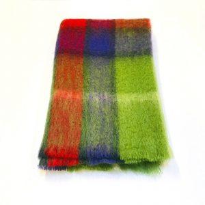 Irish Mohair Blanket John Hanly sm546