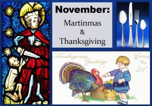 Week 14 November Martinmas Thanksgiving feat image