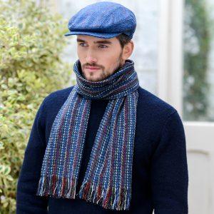 Donegal Tweed Scarf - Mucros Weavers dt37