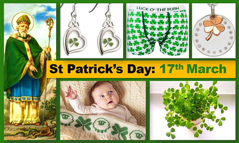 Blog Post Week 18 St Patricks Day featured image