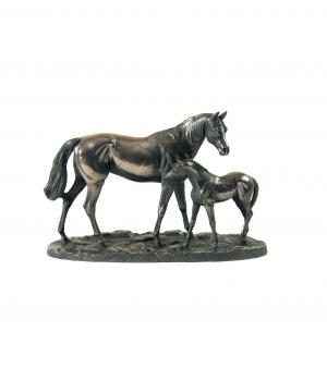 Genesis Large Mare & Foal u10