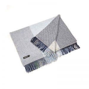 John Hanly Cashmere throw Blanket 1435