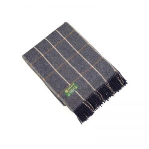 Lambswool Irish Blanket John Hanly 607