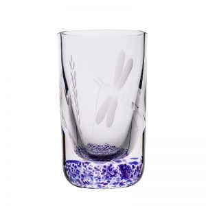 Wild Heather Purple Irish Shot Glass
