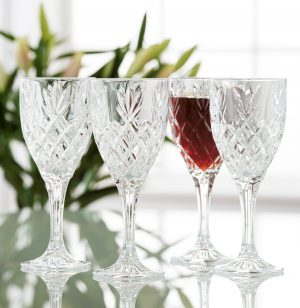 Galway Irish Crystal Renmore Wine Glasses