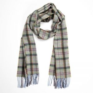 John Hanly Lambswool Irish Scarf