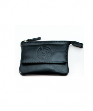 Lee River Black Aisling Coin Purse