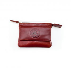 Lee River Red Aisling Coin Purse