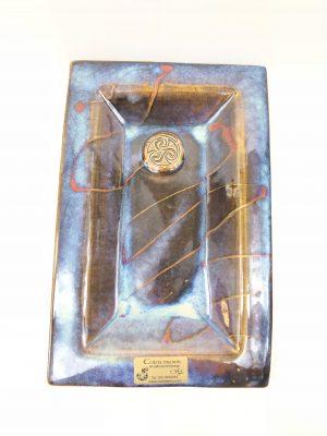 Colm De Ris Rectangle Plate