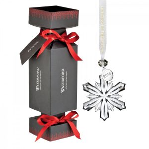 Waterford Crystal Snowflake Ornament Decoration