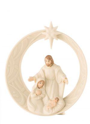 Belleek Christmas Star Nativity Figurine
