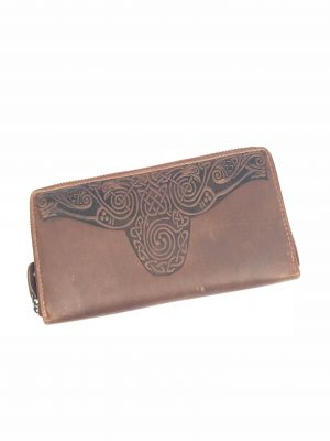 Lee River Roisín Tan Ladies Celtic Wallet