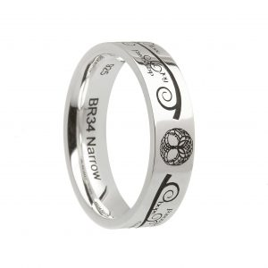 Boru Tree of Life Narrow Ring