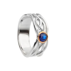 House Of Lor Sapphire Wishing Tree Ring
