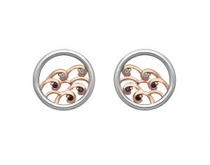 House of Lor Ninth Wave Earrings