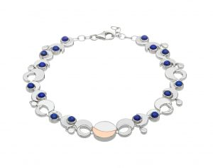 House of Lor Danu Lapis Bracelet