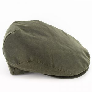 Mucros Green Wax Trinity Cap