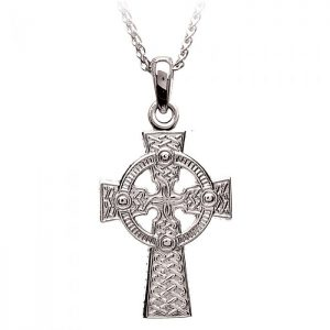Boru Large Double Sided Celtic Cross