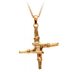 Boru Small St. Brigid Cross