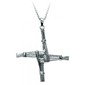 Boru Medium St. Brigid Cross