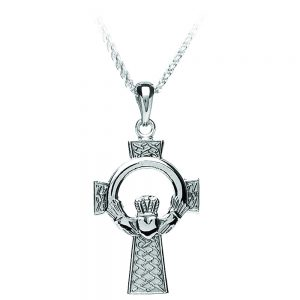 Boru Claddagh Large Celtic Cross