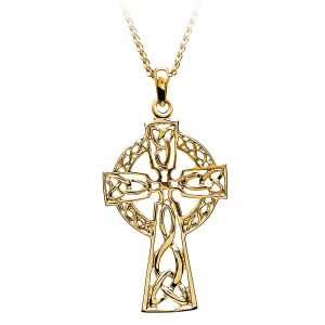 Boru Filigree Celtic Cross