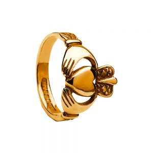 Boru Large Traditional Style Ladies Claddagh Ring