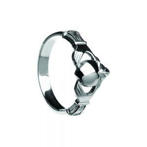 Boru Ladies NY Claddagh Ring