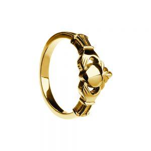 Boru Gents NY Claddagh Ring