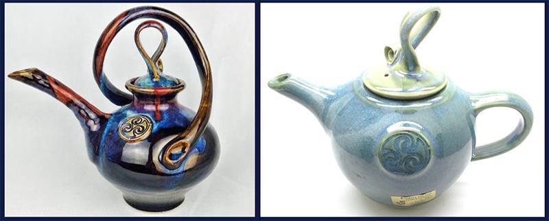 Colm De Ris Teapots