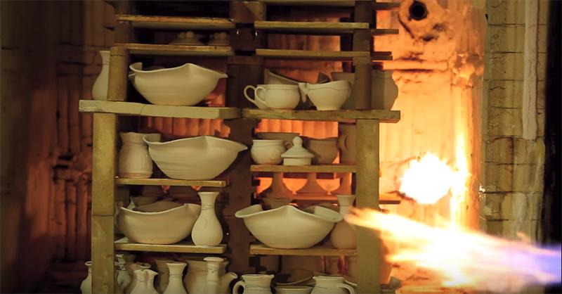 sgs Colm De Ris Kiln Fire