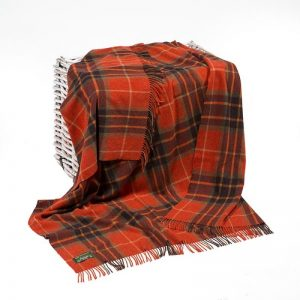John Hanly Lambswool Blanket 633