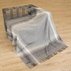 Cashmere Irish Wool Blanket 1489 - John Hanly & Co.