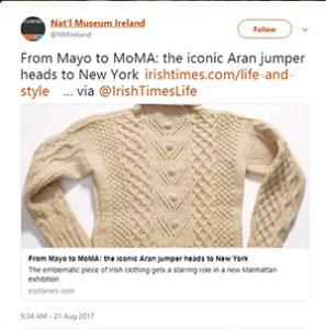 NMI aran tweet