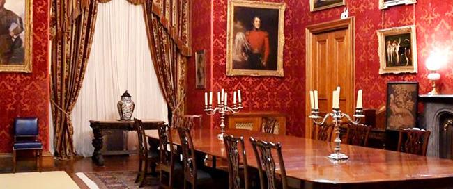 Muckross House inside