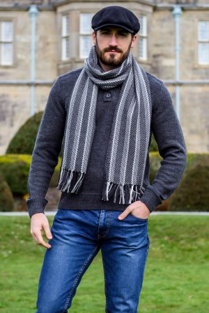Mucros Merino Dingle Scarf