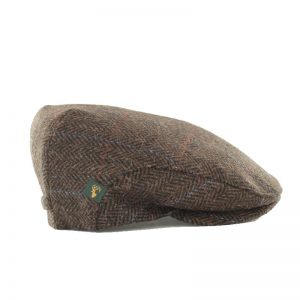Mucros Brown Trinity Cap
