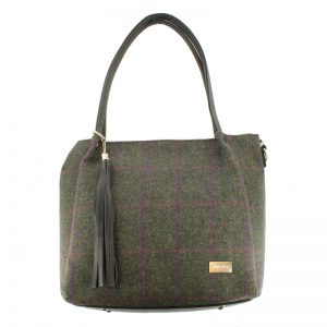 Mucros Green Erin bag