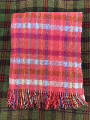 John Hanly Large Merino Blanket