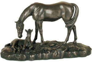 Genesis Small Mare & Foal