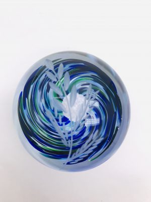 Wild Atlantic Glass Paper Weight