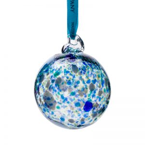 Irish Glass Wild Atlantic Way Bauble
