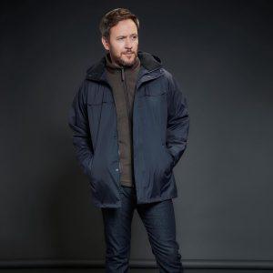 Jack Murphy Navy Kingston Coat