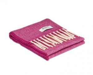 McNutt Pink Child's Scarf