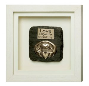 Genesis Framed Claddagh