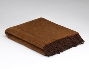 McNutt Leo Herringbone Blanket