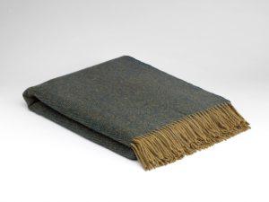 McNutt Cedar Herringbone Blanket