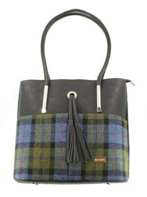 Mucros Green Molly bag