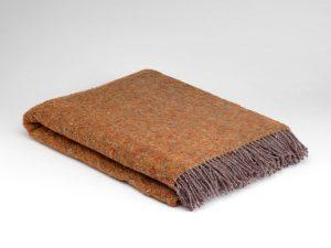 McNutt Autumn Leaves Blanket
